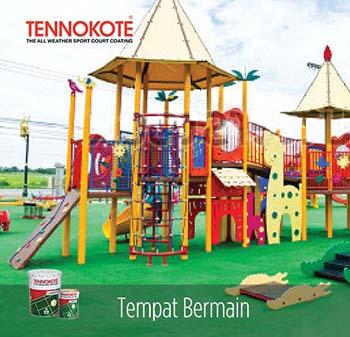 Cat Lapangan Tennokote Tnk 1000 Wa 22 5kg Catlapangan Com